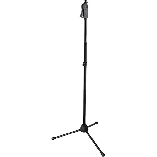 Gator Cases Frameworks Tripod Mic Stand with Deluxe GFW-MIC-2100