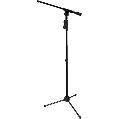 Gator Cases Frameworks Tripod Mic Stand with Deluxe GFW-MIC-2110