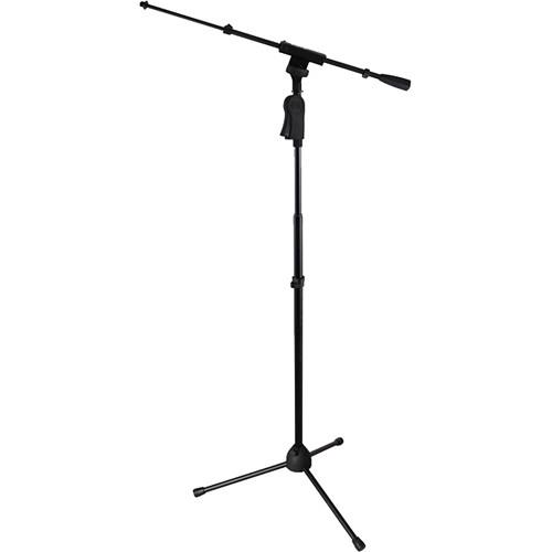 Gator Cases Frameworks Tripod Mic Stand with Deluxe GFW-MIC-2120