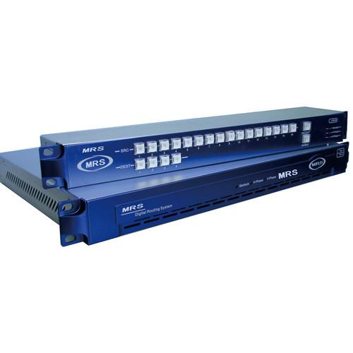 Gra-Vue MRS 1604-HS Router with Remote Panel MRS 1604-HS
