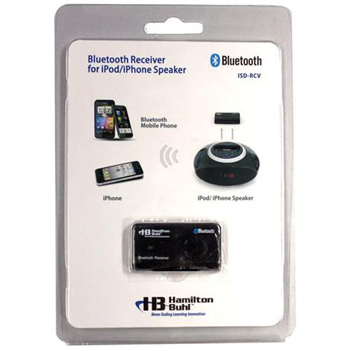 HamiltonBuhl Bluetooth Wireless Audio Receiver ISD-RCV