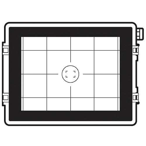Hasselblad Focusing Screen - HXD-31/40 Grid 3043338