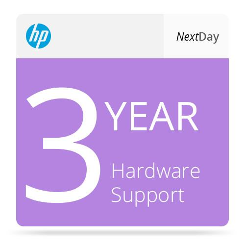 HP 3-Year Next Business Day Hardware Support for LaserJet HZ503E
