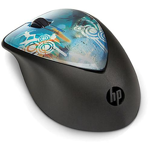 HP x4000 Wireless Mouse with Laser Sensor H2F43AA#ABC