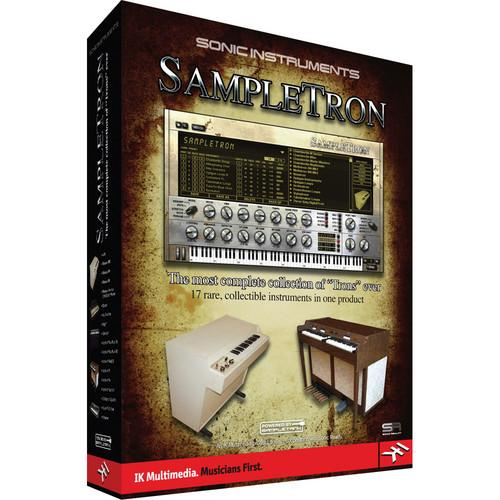IK Multimedia  SampleTron SN-PLUG-DID-IN