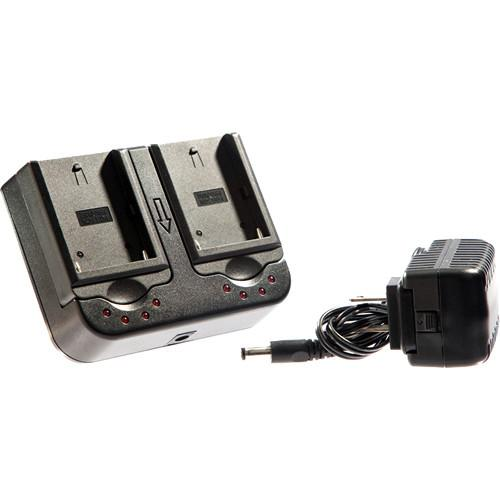 ikan Dual Sony L Series Compatible Battery Charger ICH-DUAL-S