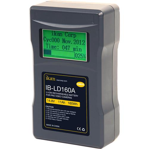 ikan IB-LD160A Professional Battery with Anton Bauer IB-LD160A
