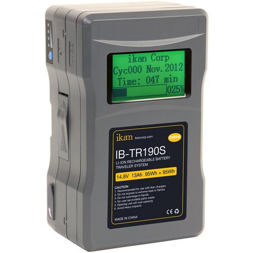 ikan IB-TR190S Professional Battery with Sony V-Mount IB-TR190S