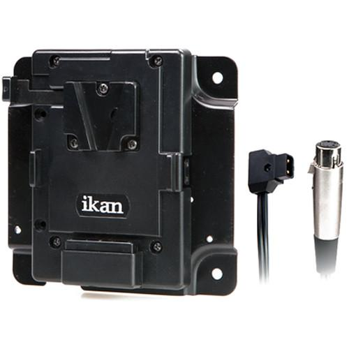 ikan PBK-S-X Pro Battery Adapter Kit with XLR P-Tap PBK-S-X