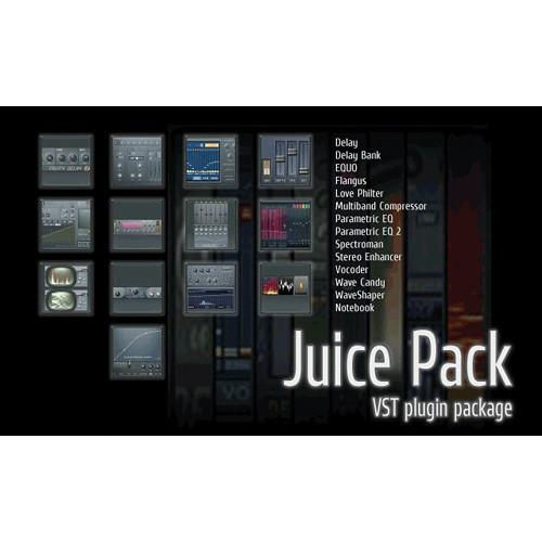 Image-Line  Juice Pack Plug-In Bundle 11-31138