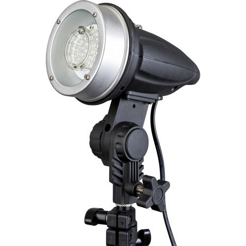 Impact SF-ABRL160 Stand Mount Flash with LED Modeling SF-ABRL160