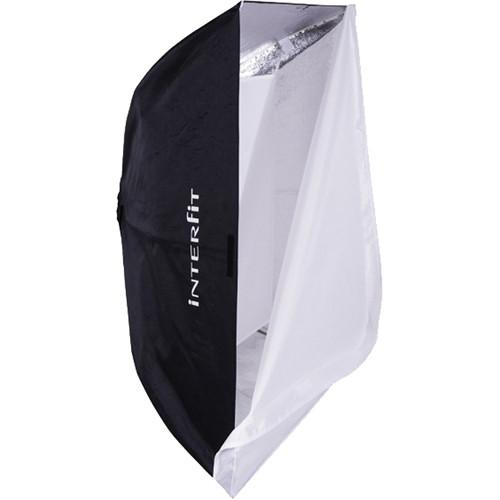 Interfit Foldable Square Softbox with S-Type Adapter INT775