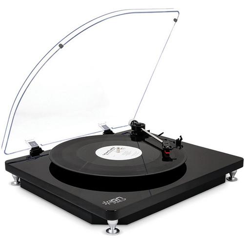 ION Audio Pure LP USB Conversion Turntable PURE LP
