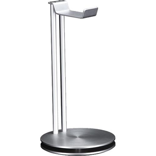 Just Mobile HS-100 HeadStand Headphone Stand (Silver) HS-100