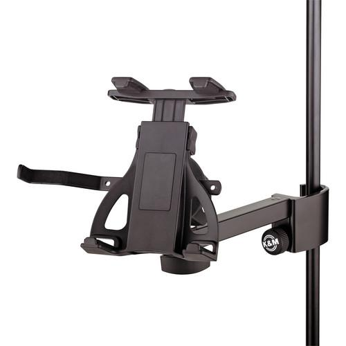 K&M  19740 Tablet PC Holder (Black) 19740-000-55