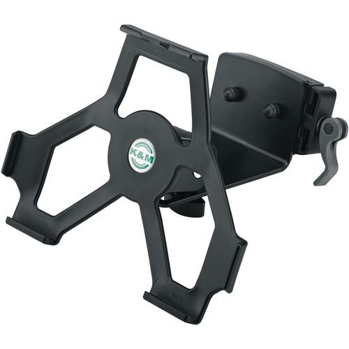 K&M iPad Holder for Spider Pro Keyboard Stand 18875-000-55