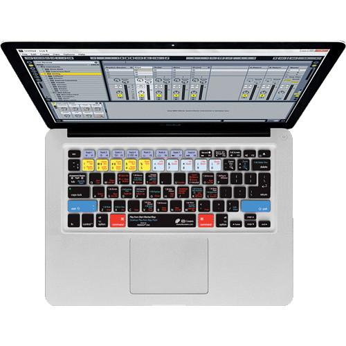 KB Covers Ableton Live Keyboard Cover for MacBook, AL-M-CC-2