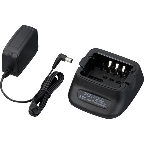 Kenwood KSC-43K Single-Way Dual-Chemistry Rapid Charger KSC-43K