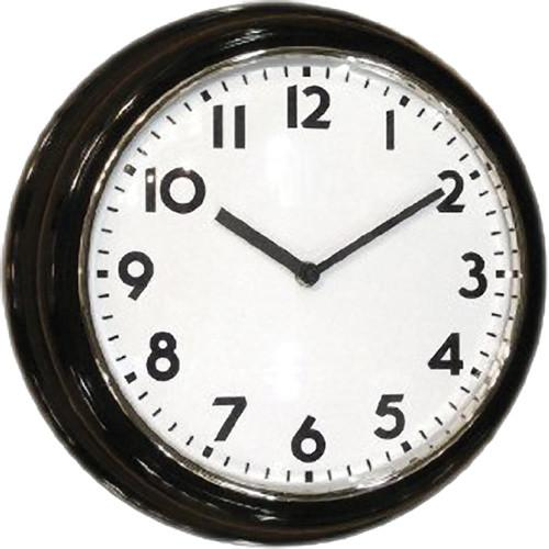 KJB Security Products C1300C Covert Hardwired Wall Clock C1300C