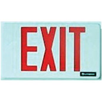 KJB Security Products C2500C Exit Sign Hardwired Hidden C2500C