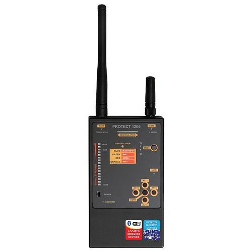 KJB Security Products RF Wireless Signal Detector DD1206