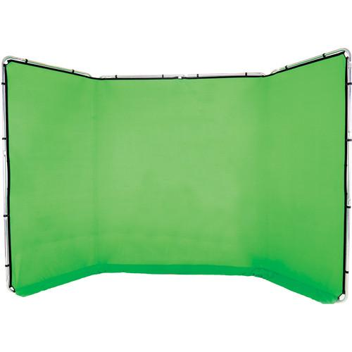 Lastolite Panoramic Background (13', Chromakey Green) LL LB7622