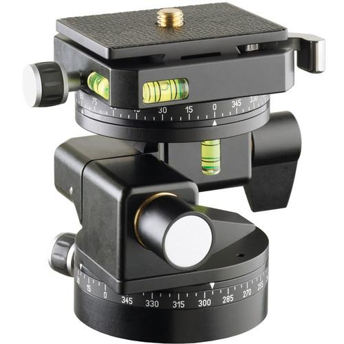 Linhof 3D Leveling Head II with Quickfix I Adapter 3665