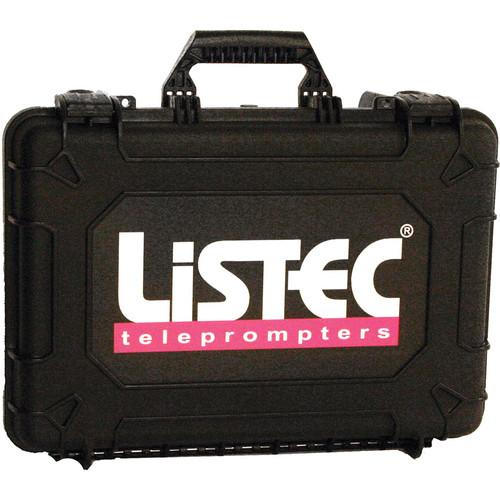 Listec Teleprompters Hard Carry Case for PW-10 Series PW-10CASE