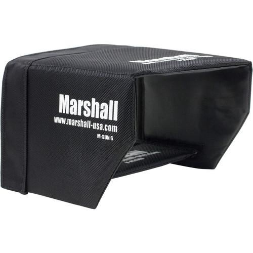 Marshall Electronics Sun Hood for M-CT6 6.2