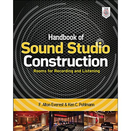 McGraw-Hill Book: Handbook of Sound Studio 9780071772747