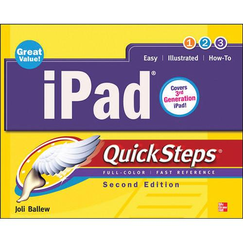 McGraw-Hill Book: iPad QuickSteps, 2nd ed. 9780071803717