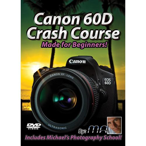 Michael the Maven Canon 60D Crash Course (DVD) MTM-60D