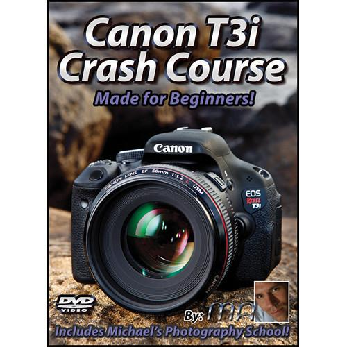 Michael the Maven Canon Rebel T3i Crash Course (DVD) MTM-T3I