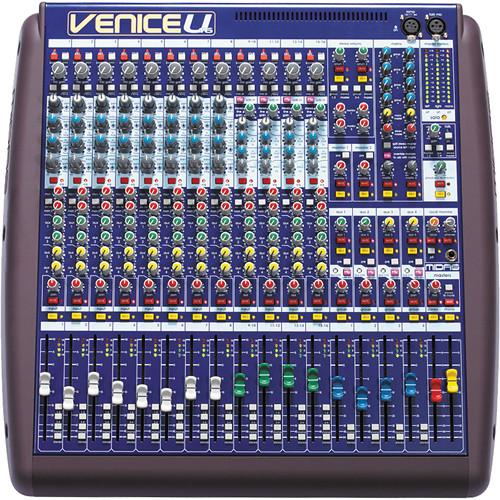 Midas VeniceU 16 Hybrid Analog Digital Mixing Desk VENICEU 16