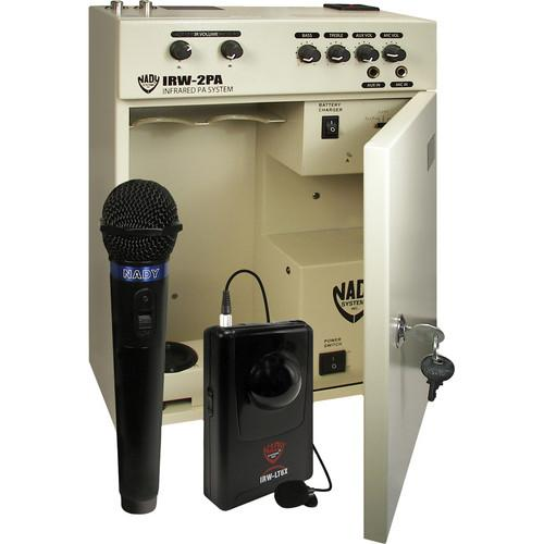 Nady HT-6SC Handheld Microphone IRW-2PA HT/LT/O COMBO