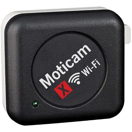 National Moticam X Wireless Wi-Fi Microscope Camera D-MOTICAM X