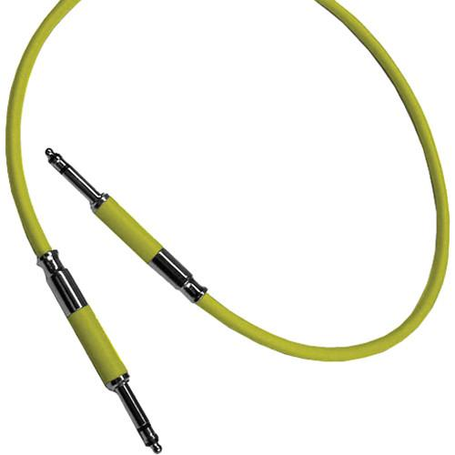 Neutrik NKTT1-YE Patch Cable with NP3TT-1 Plugs NKTT-1YE