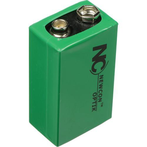 Newcon Optik Lithium Non-Magnetic Battery (9v) BATTERY 9V