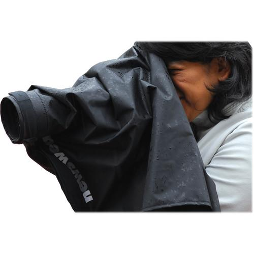 Newswear  Short Lens Rain Poncho for Nikon 295106