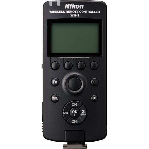 Nikon WR-1 Wireless Remote Control Transceiver 27115