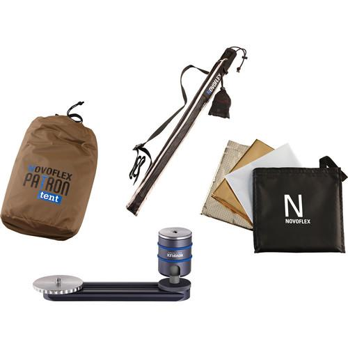Novoflex PATRON Photo Umbrella Set (Olive) PATRON-SET-OLV
