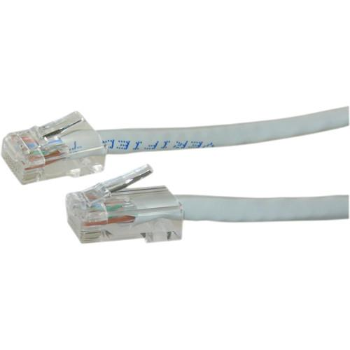 NTW 14' CAT6 Non-Booted Cable White CAT6NB14WHITE