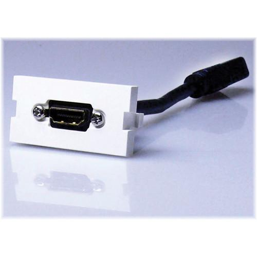 NTW UniMedia Module with HDMI/HDMI FeedThrough 3UN-FFHDMIPT