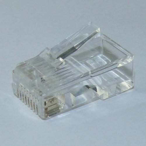 NTW UTP CAT5E Connector (Pack of 10) N11C-0808-10