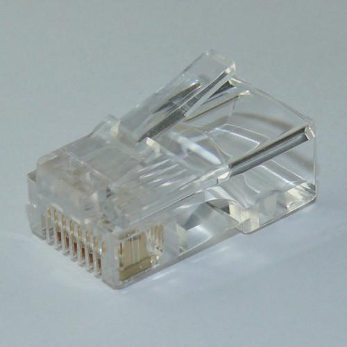 NTW UTP CAT5E Connector (Pack of 10) N11C-0808RSD-10