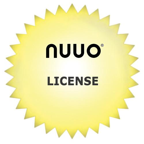 NUUO 4-Channel Upgrade License for NS-1040 NVRsolo NS-SOLO-UP 04