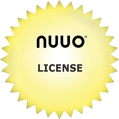 NUUO Integration Licenses for UDP Camera Edge SCB-IP-P-IVS 04