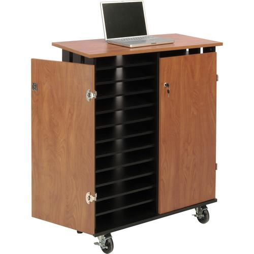 Oklahoma Sound LCSC Laptop Charging and Storage Cart LCSC