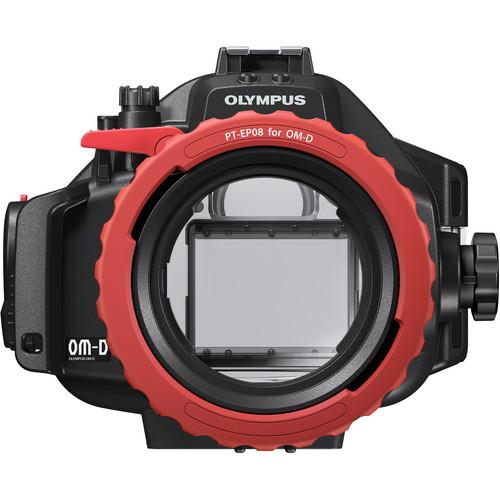 Olympus PT-EP08 Underwater Housing for OM-D E-M5 V6300560U000