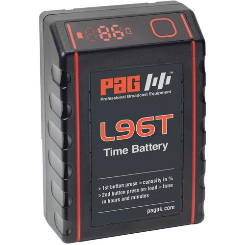 PAG L96T Time Battery with 9305V Sony V-Mount Connector 9305V